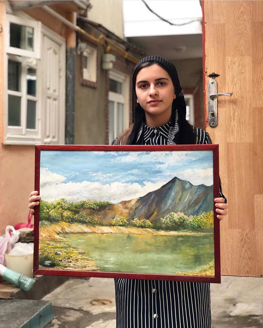 Талантливая Анита Гайдарова